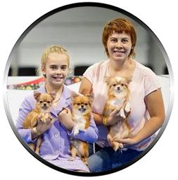 Ирина Юрьевна Коренькова и Софья Алабушева